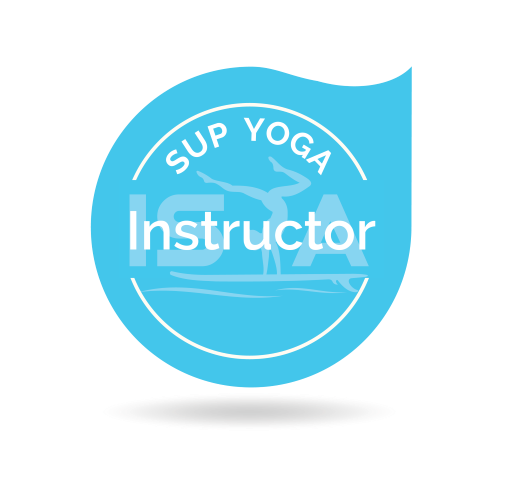 ISYA SUP Yoga instructor